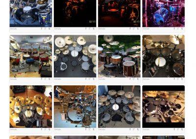 Drumography