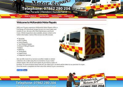 McKendrick Motor Repairs